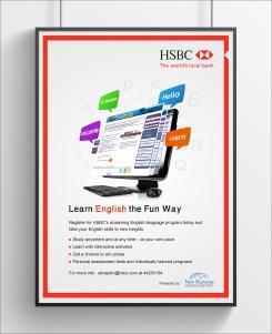 HSBC Press Ad